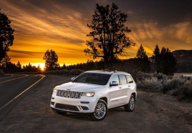 2020 Jeep Grand Cherokee Level 2