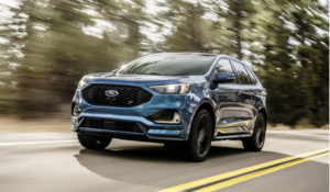 2019 Ford Edge ST price