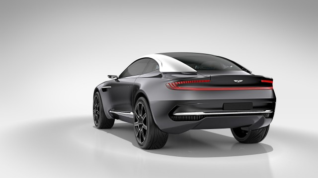 2020 Aston Martin Varekai rear