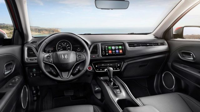 2020 Honda HR-V interior