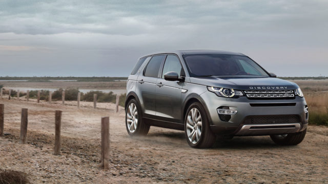 2020 Land Rover Discovery Sport changes