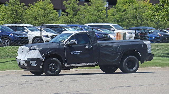 2020 Ram 3500 HD Dually refresh
