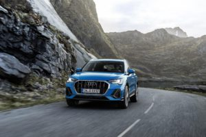U.S.-specs 2019 Audi Q3