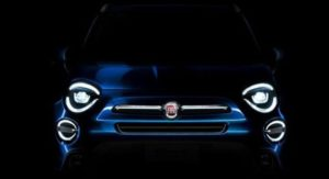 2019 Fiat 500X Teaser