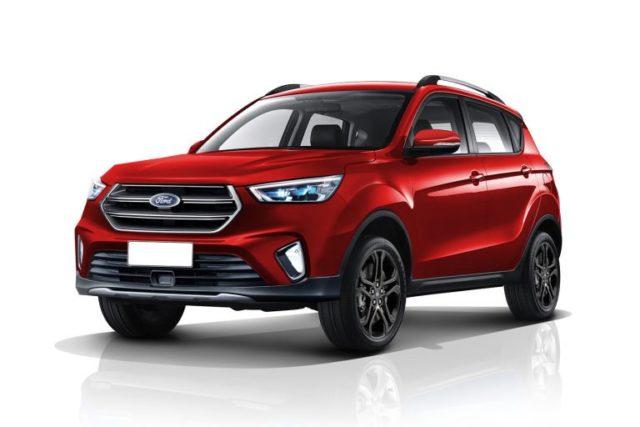 2020 Ford EcoSport render