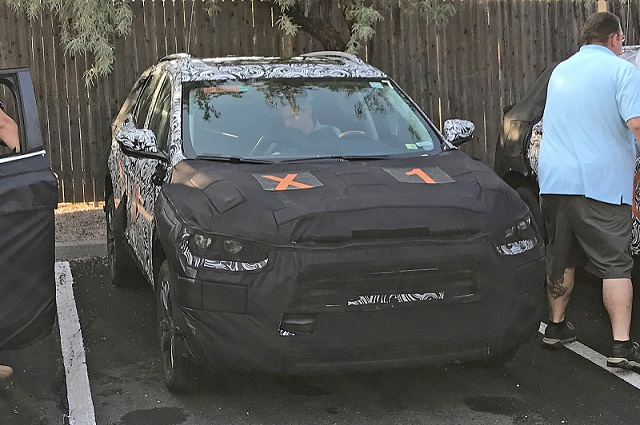 Small Chevy Suv >> 2020 GMC Granite Spotted Testing: The Subcompact Is Finally In The Works | SUVs & Trucks
