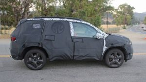 2020-honda-passport-suv-spy-photo