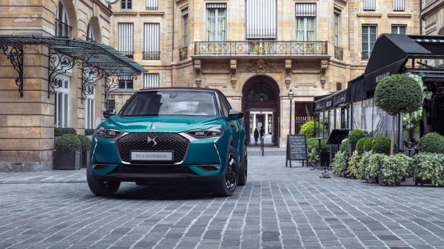 2019 DS3 Crossback front
