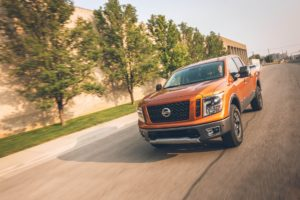 2019 Nissan Titan refresh