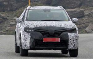 2019 Renault Clio crossover SUV