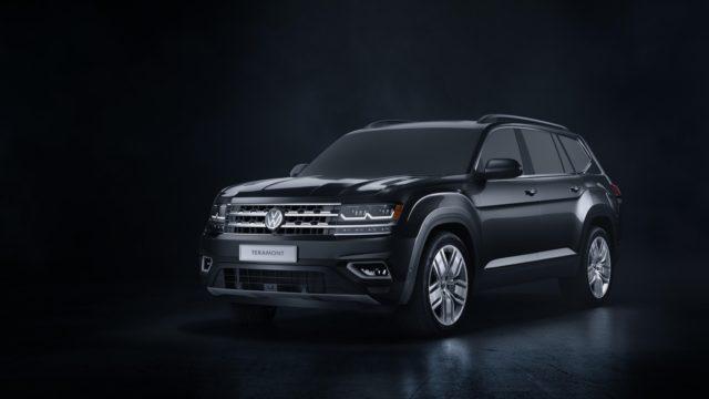 2019 Volkswagen Teramont