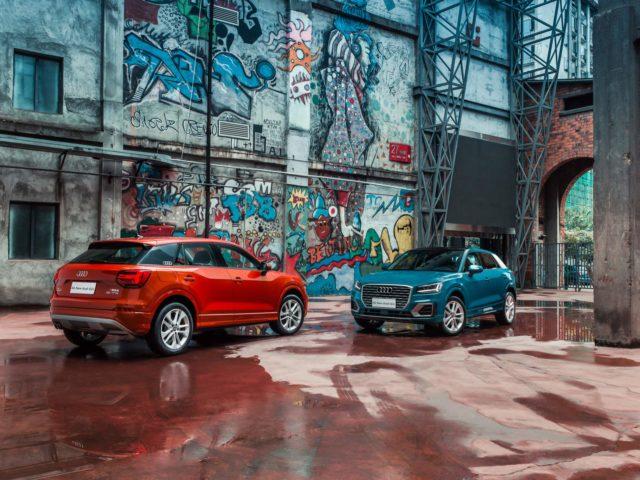 2019 Audi Q2 L rear