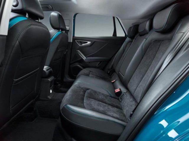 2019 Audi Q2 L rear seats