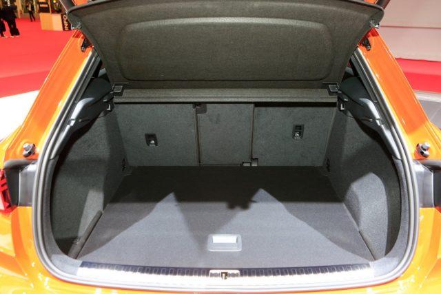 2019 Audi Q3 cargo