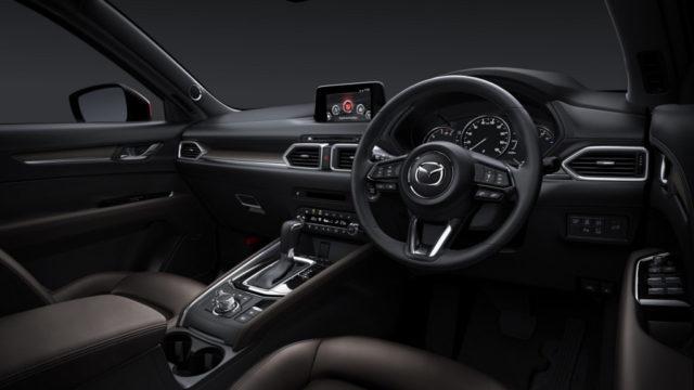 2019 Mazda CX-5 new cabin