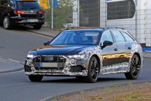 2020 Audi A6 Allroad spy