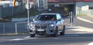 2020 BMW X5 M spy shots
