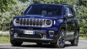 2020 Jeep Renegade PHEV
