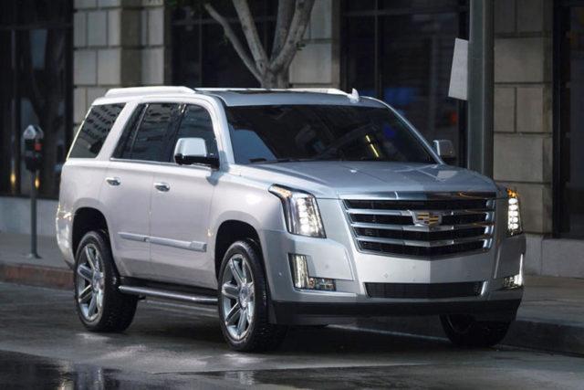 redesigned 2020 Cadillac Escalade