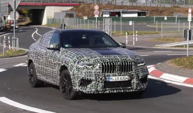 Redesigned 2020 Bmw X6 Spied Testing Once Again Suvs Trucks