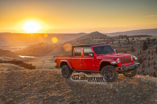 2020 Jeep Gladiator Rubicon