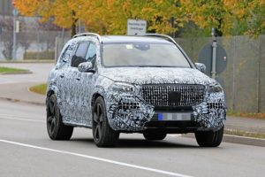 2020 Mercedes-Maybach GLS spy