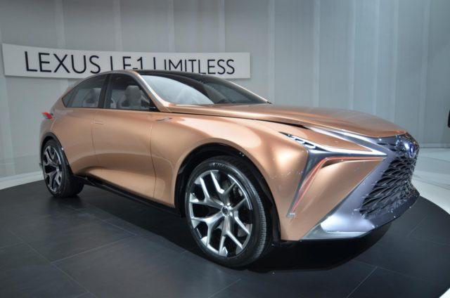 LF-1 Limitless Concept