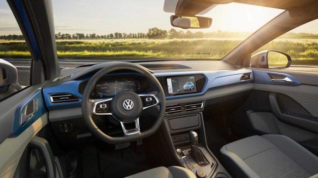 Volkswagen Tarok cabin