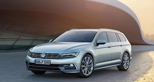 2019 VW Passat Variant