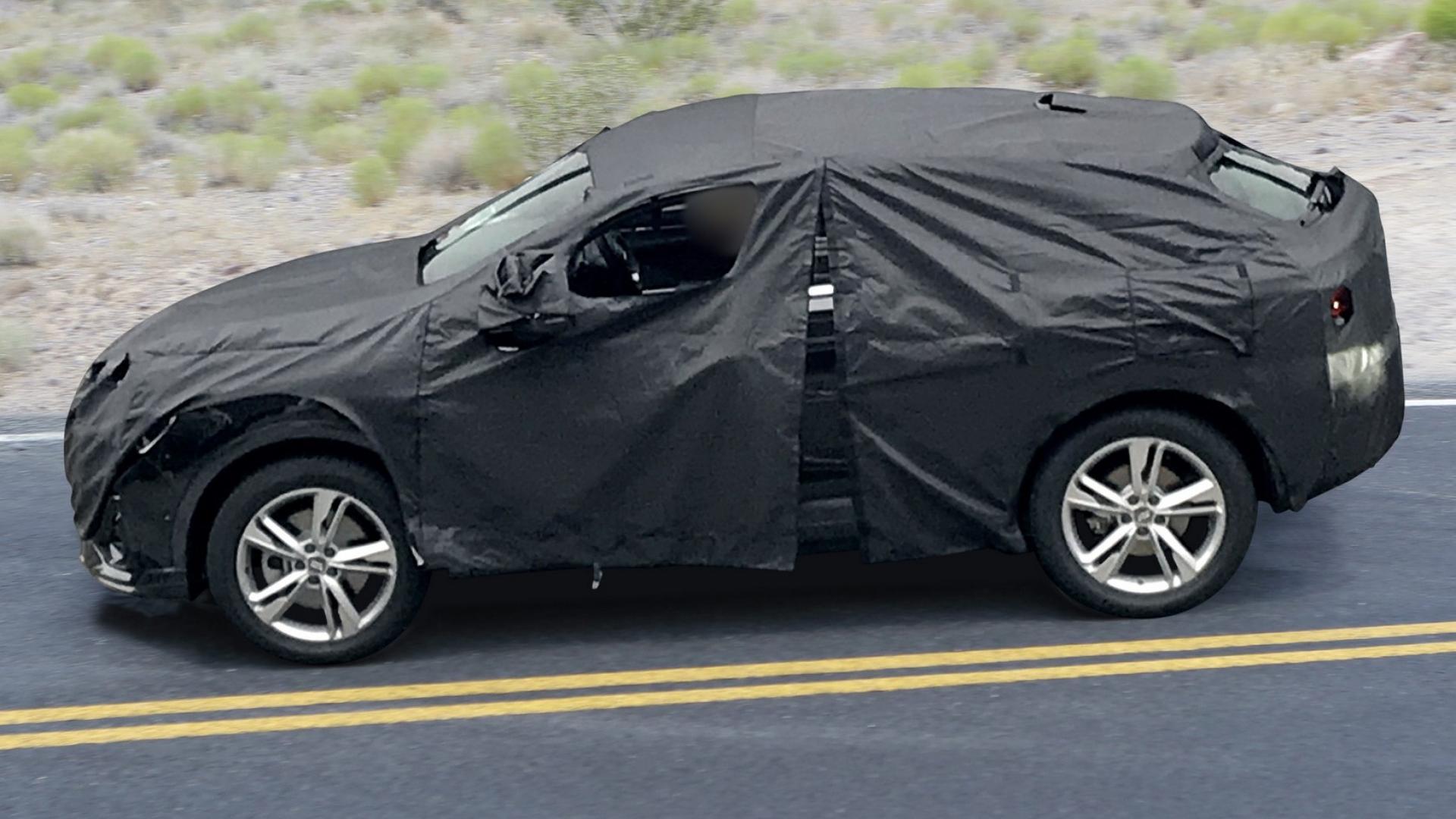 2020 Audi Q4 spy
