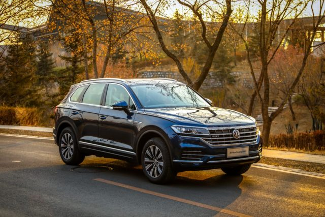 2020 VW Touareg PHEV