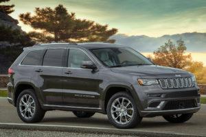 2022 Jeep Grand Cherokee three-row
