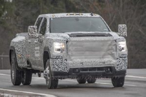 2020 GMC Sierra 2500/3500 Heavy Duty
