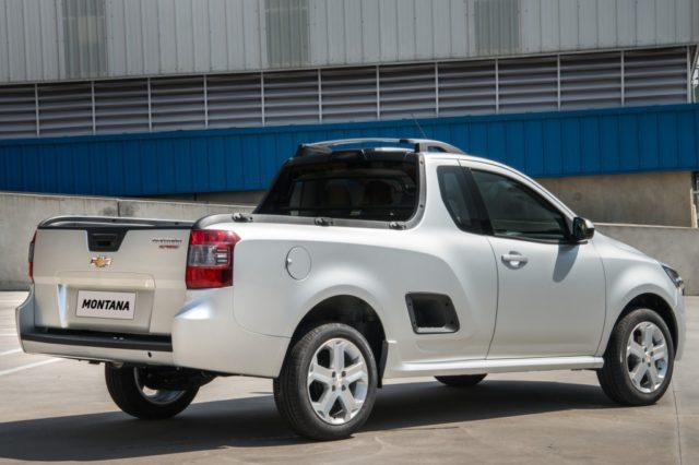 new 2020 Chevrolet Montana
