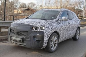 2020-Buick-Encore-Spy-front