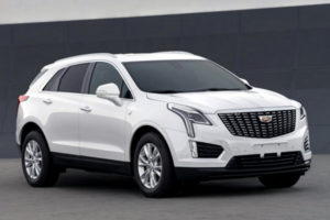 2020 Cadillac XT5 refresh
