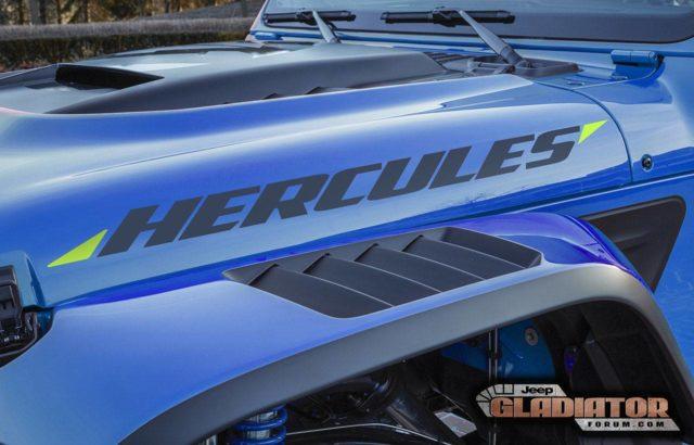 2021 Jeep Gladiator Hercules rendering