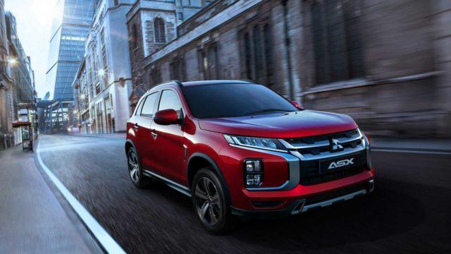 2020 Mitsubishi ASX changes