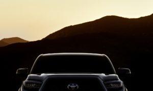 2020 Toyota Tacoma teaser image