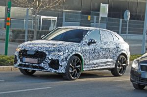 2021 Audi RS Q4 spy side
