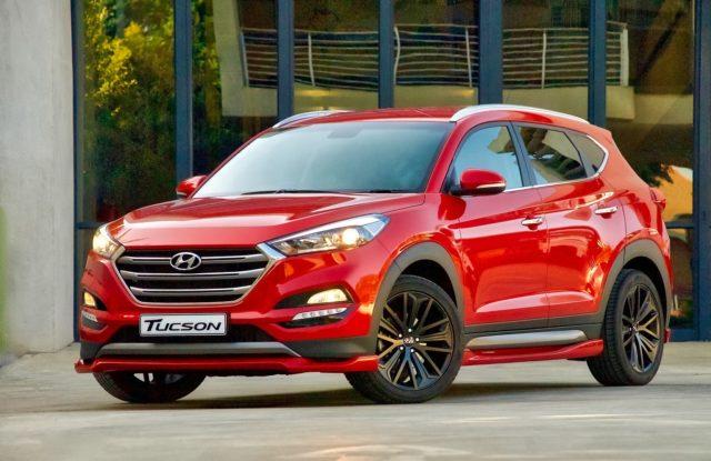 2021 Hyundai Tucson N 340 horsepower SUV