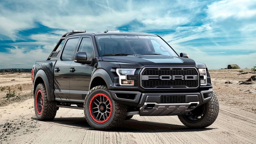 2019 Roush Raptor