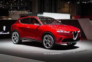 2021 Alfa Romeo Tonale Compact SUV