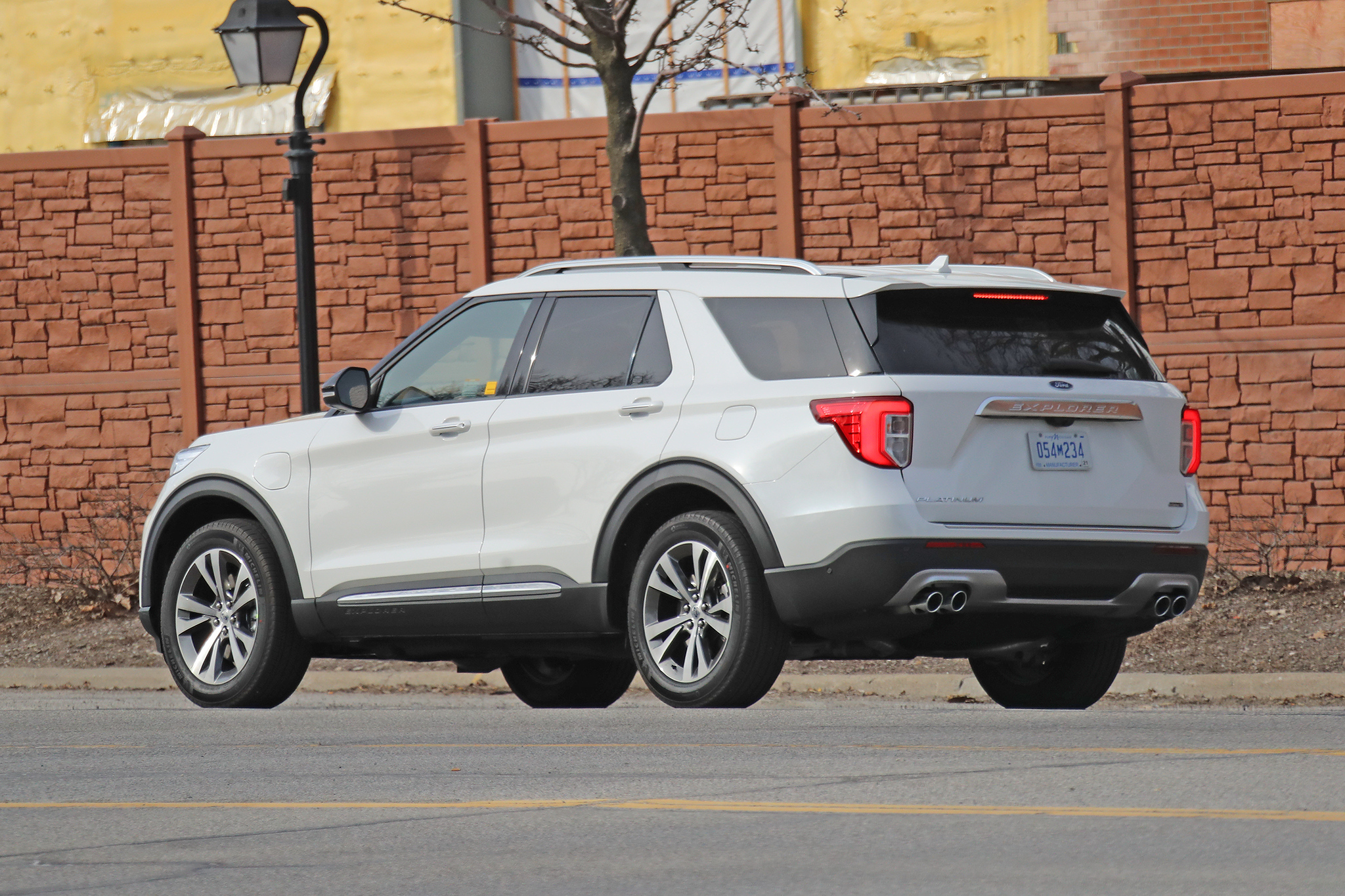 2021 Ford Explored PHEV
