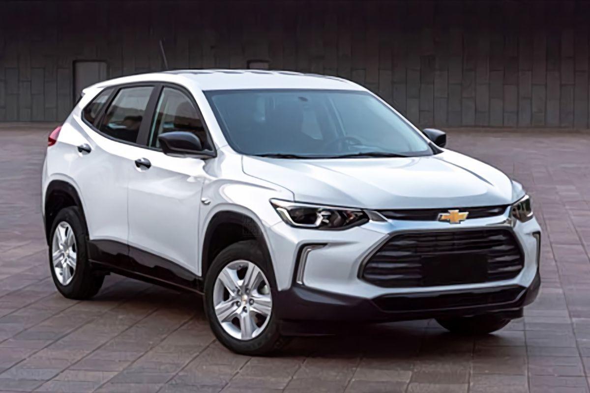 2020 Chevrolet Tracker