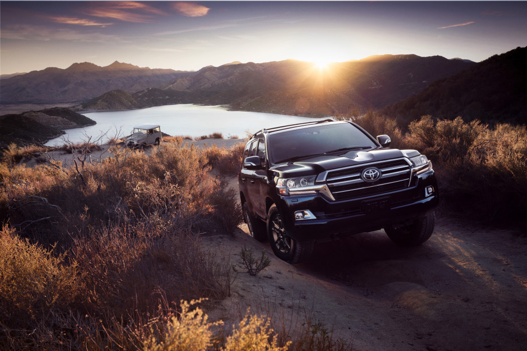 2021 Toyota Land Cruiser