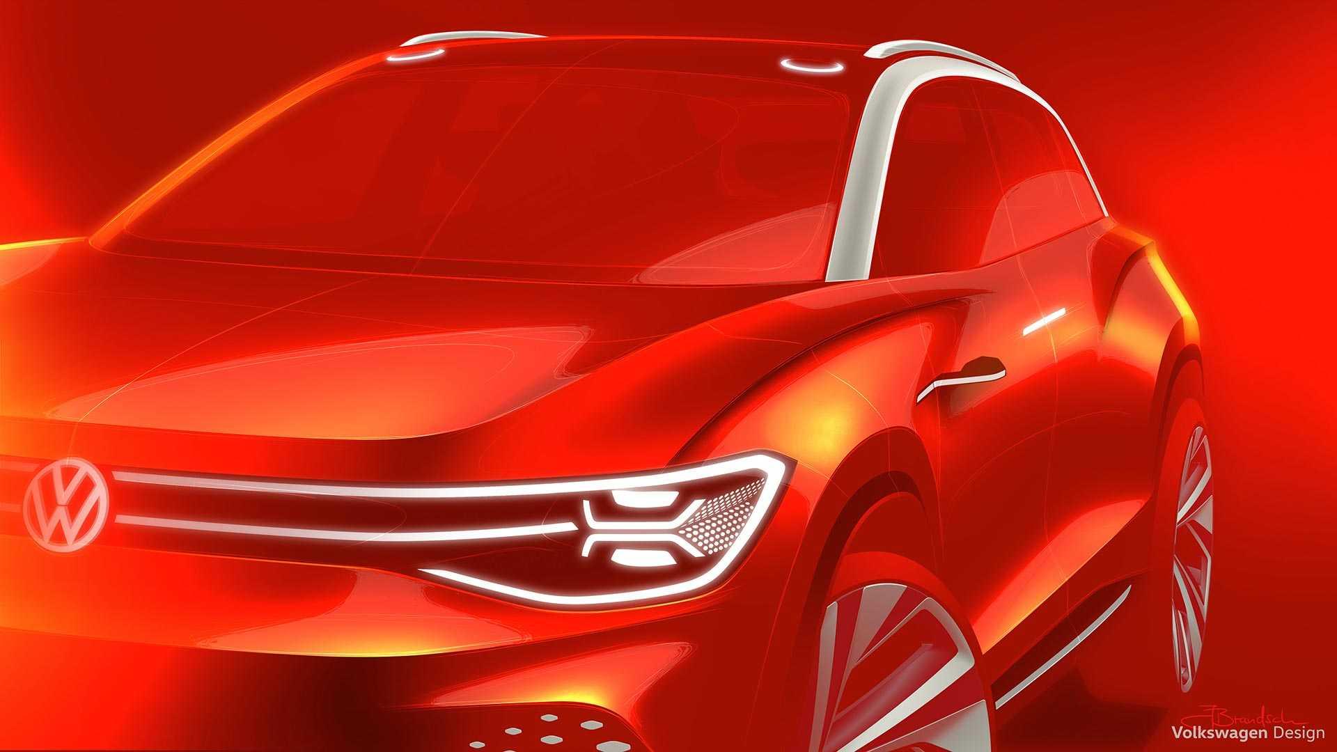 VW ID Roomzz concept