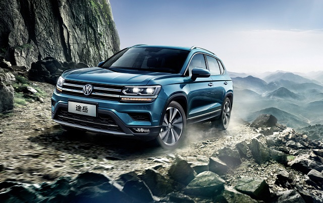 Volkswagen Of America >> 2021 Volkswagen Tarek New Small SUV For America | SUVs ...