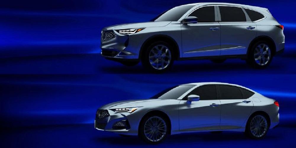 2020 Acura MDX SUV Official Photos Leaked | SUVs & Trucks