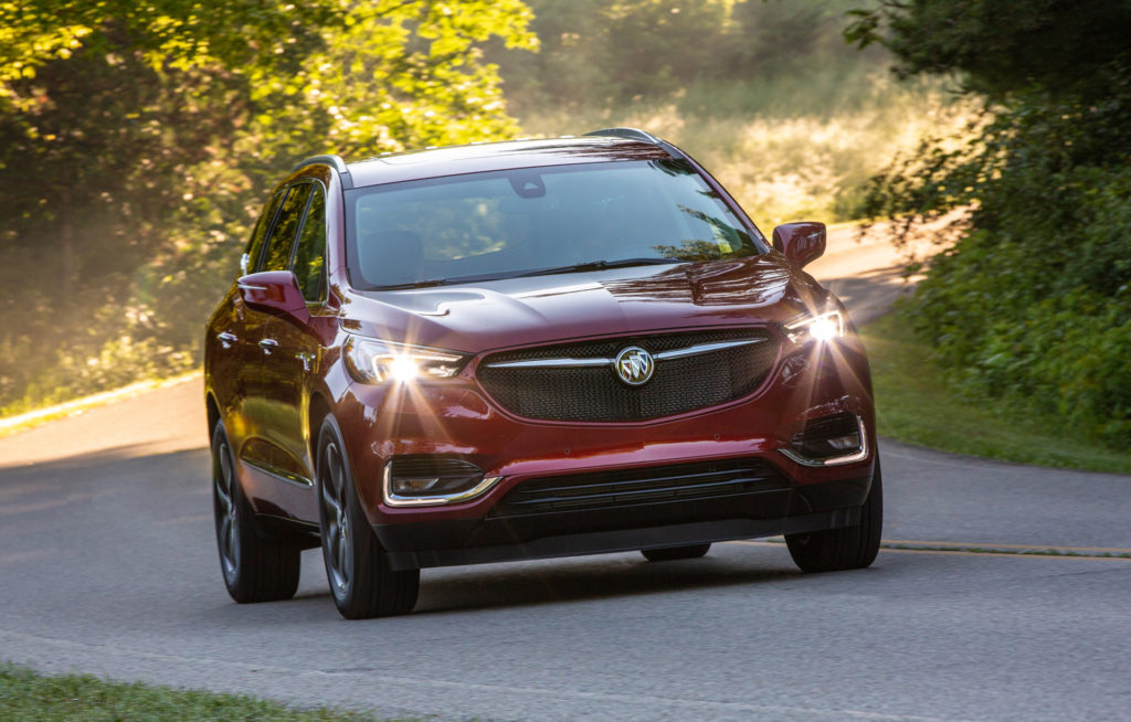 2020 Buick Encore Interior, Spy Photos, Specs >> Updated 2020 Buick Enclave Introduced New Sport Touring Trim Level